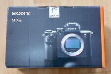 Sony Alpha a7R II 42.4MP Mirrorless Digital Camera Black (Body Only) New Sealed
