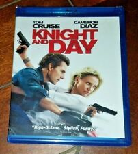 Knight and Day (Blu-ray Disc, 2014) Free Shipping!