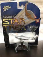 Legends of Star Trek Johnny Lightning Romulan Bird of Prey Series 1