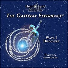 THE GATEWAY EXPERIENCE WAVE I DISCOVERY HEMI-SYNC 3 CD SET NEW DEEP MEDITATION