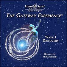 THE GATEWAY EXPERIENCE WAVE I DISCOVERY 3 CD SET HEMI-SYNC DEEP MEDITATION