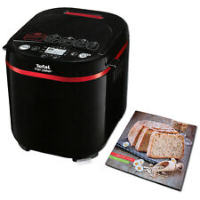 Tefal Brotbackautomat 17 Programme für: Brot Müsli Kuchen Pizzateig glutenfrei