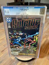 DC Comics Suicide Squad #11 CGC 9.6 🏅