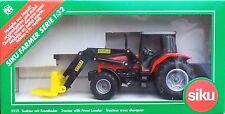 Siku 3555. 1:32 Massey Ferguson with Front Loader #3555 Diecast Tractor BNIB