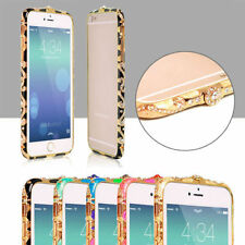 Patterned Metal Mobile Phone Bumpers