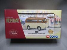 AG212 CORGI HERITAGE 1/43 CHENARD WALCKER MINI BUS VITRE EX70623 Ed Lim 2400ex