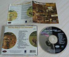 CD THE VERY BEST OF BERT KAEMPFERT 16 TITRES 1995 ORIGINAL MASTER RECORDINGS