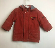 Baby Gap Boy's Jacket 12-18 Months Red Color