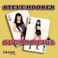 """STEVE HOOKER  """"Sugar Devil""""  ( 45 rpm EP )"""