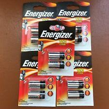 10 x Energizer CR123 CR123A 123 3v Lithium Photo Battery Longest Expiry Date