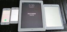Apple Lot iPad 2 64GB & Mini 1GB, & Apple Phones