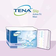 Tena Slip Active Fit Maxi - Small Medium and Large Adult Nappies