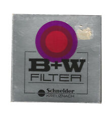 B+W UV Haze filter 77mm in original Box