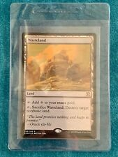 1x FOIL Wasteland - Eternal Masters EMA - Pack Fresh MINT - FREE SHIPPING