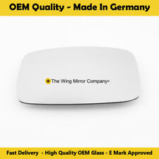 Wing Mirror Glass For FORD Puma Covex Fits to reg 1997 To 2001 LHS