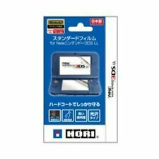 Hori Screen Protect STANDARD FILM for Nintendo New 3DS LL XL F/S w/Tracking# NEW