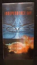 "HOLOGRAM MOVIE CARD OF ""INDEPENDENCE DAY""  - 7"" X 4"" - EX COND"