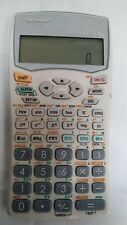 SHARP EL-531WH Advanced D.A.L. Scientific Calculator GCSE A-Levels Exams School