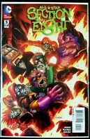 ALL STAR Section Eight #5 (of 6) (DC Comics) VF/NM Comic Book