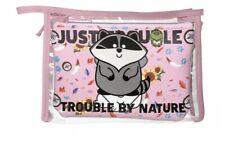 Disney Store Pocahontas Flit And Meeko Pouch Makeup Bag Set New