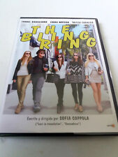 "DVD ""THE BLING RING"" COMO NUEVO SOFIA COPPOLA ISRAEL BROUSSARD EMMA WATSON TAISS"