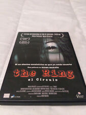 The Ring El Circulo Pelicula Dvd