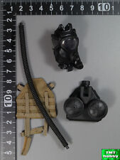 1:6 Scale Soldier Story US Navy EODMU-11 SS005 - M40A1 Gas Mask w/ PAPR Kit