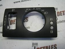 Mercedes Benz A Class W169 Headlight Height Adjuster Switch Surround used 2006