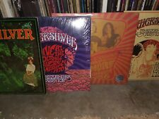 Quicksilver Messenger Service Record LP Lot -  3 live NM and self titled vg+