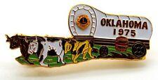 Pin Spilla Lions International Oklahoma 1975 cm 6,3 x 2,9