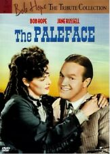 PALEFACE DVD - JANE RUSSELL, BOB HOPE - REMASTERED WITH SPECIAL FEATURES - R1  U