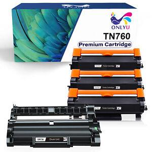 TN760 Toner DR730 Drum for Brother DCP-L2550DW HL-L2390DW L2395DW MFC-L2710DW