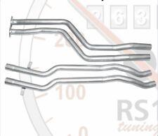 MITTELSCHALLDÄMPFER ERSATZROHRE FÜR BMW E34 525i 141KW 192 PS />NEU/<