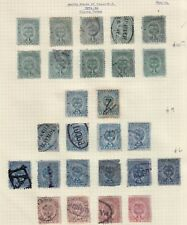Colombia,Scott#116//123,Small Collection,26stamps,Dif colors,MH & used