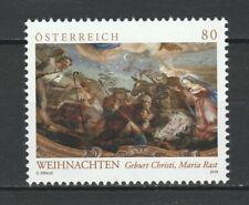 Austria 2018 Christmas MNH stamp