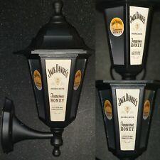 Jack Daniels honey light Jack Daniel's Whiskey JD lantern Wall pub bar JD honey