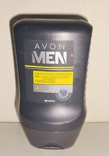 AVON MEN - ENERGISING - 2-IN-1 AFTER SHAVE AND MOISTURISER - 100ML