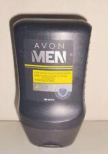 AVON MEN - ENERGISING - 2-IN-1 AFTER SHAVE AND MOISTURISER - 100ML