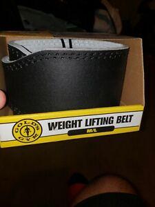New Golds Gym Weight Belt