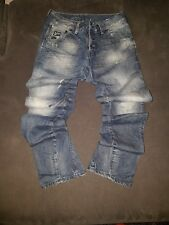 """ G- STAR RAW 3301 SOUTH EAST DISTRICT ""  JEANS / Boyfriendhose W27/L34"