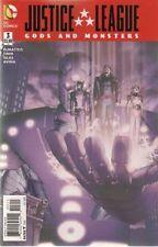 Justice League #3 Gods And Monsters Very Fine Unread Copy #cdec16-1945