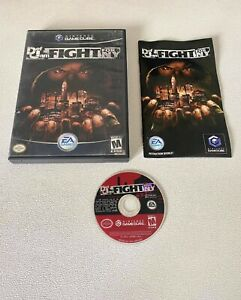 Def Jam: Fight for NY (Nintendo GameCube, 2004) COMPLETE! Tested & Working!