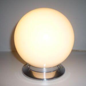 Lampenschirm Lampe Kugellampeschirm Art Déco Art Deko ähnl Bauhaus Kugel D:13cm