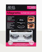 Ardell Magnetic Gel Liner False Lash Wispies Easy Waterproof No Glue Needed Nib