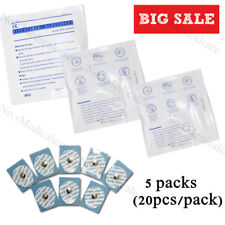 Disposable Sticky Electrodes for ECG EEG Machine, patient Monitor, New