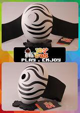 Tobi Obito Naruto Uchiha mask NARUTO Akatsuki Ninja Madara Uchiha Mask Cosplay
