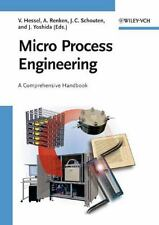 Micro Process Engineering, 3 Volume Set: A Comprehensive Handbook, , , Very Good