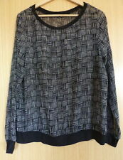 Polyester Formal Scoop Neck Tops & Shirts NEXT for Women