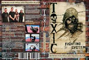 TOXIC Fighting System Defences Against Being Kicked On The Ground Krav Maga DVD