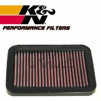 K&N HIGH FLOW AIR FILTER 33-2162 FOR SUZUKI JIMNY 1.3 16V 4WD 82 BHP 2001-